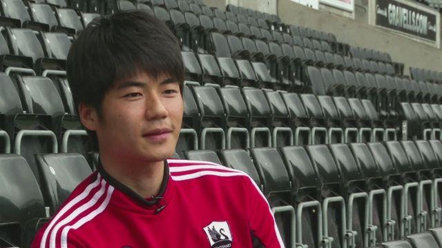 Sung-Yeung on Swansea, Laudrup and Europe