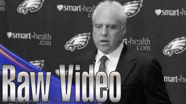 Eagles' owner Jeffrey Lurie on dismissal of Andy Reid