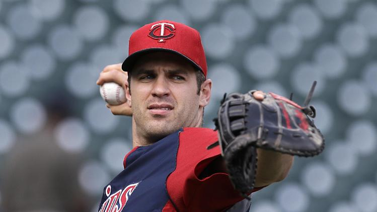 Twins shut down Mauer for rest of season