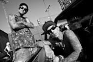 Travis Barker and Yelawolf Find Bromance on 'Psycho White' – EP Premiere