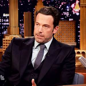 Affleck's Kids Give Batman the Cold Shoulder