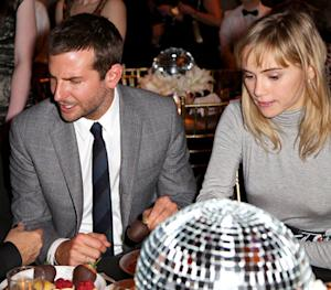 Bradley Cooper, Suki Waterhouse Make First Joint Hollywood Appearance: Picture