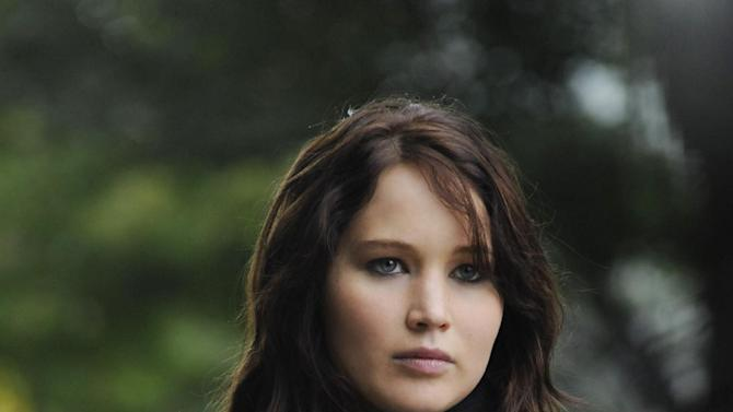 """This film image released by The Weinstein Company shows Jennifer Lawrence in """"Silver Linings Playbook."""" (AP Photo/The Weinstein Company, JoJo Whilden)"""