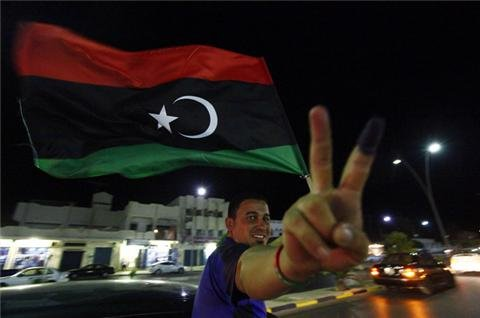 Counting begins after historic Libyan poll