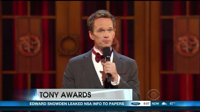Broadway`s Best Shined Bright At The Tony Awards