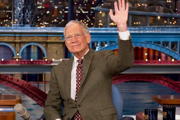 David Letterman Gets Social Media Send-Off With #ThanksDave