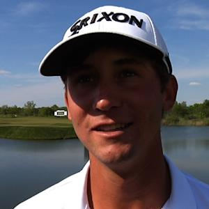 Smylie Kaufman interview after Round 3 of the United Leasing Championship