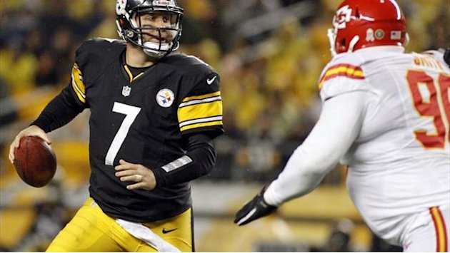 American Football - Steelers gewinnen - Roethlisberger verletzt