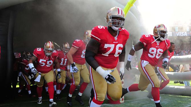 NBCS Anthony Davis 49ers