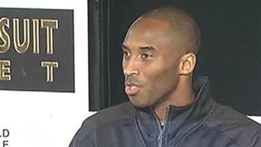 Kobe Bryant Battles Mom Over Laker's Star's Memorabilia