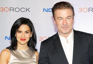 Hilaria Thomas and Alec Baldwin | Photo Credits: Michael Loccisano/Getty Images