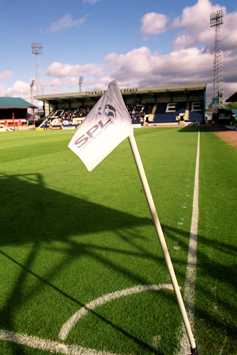 Dens Park will host Scottish Premier League football next season