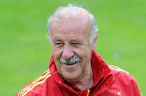 I am a more relaxed coach than Mourinho, says Del Bosque