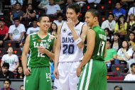 LA Revilla, Allen Etrone and Almond Vosotros share a light moment. (NPPA Images)