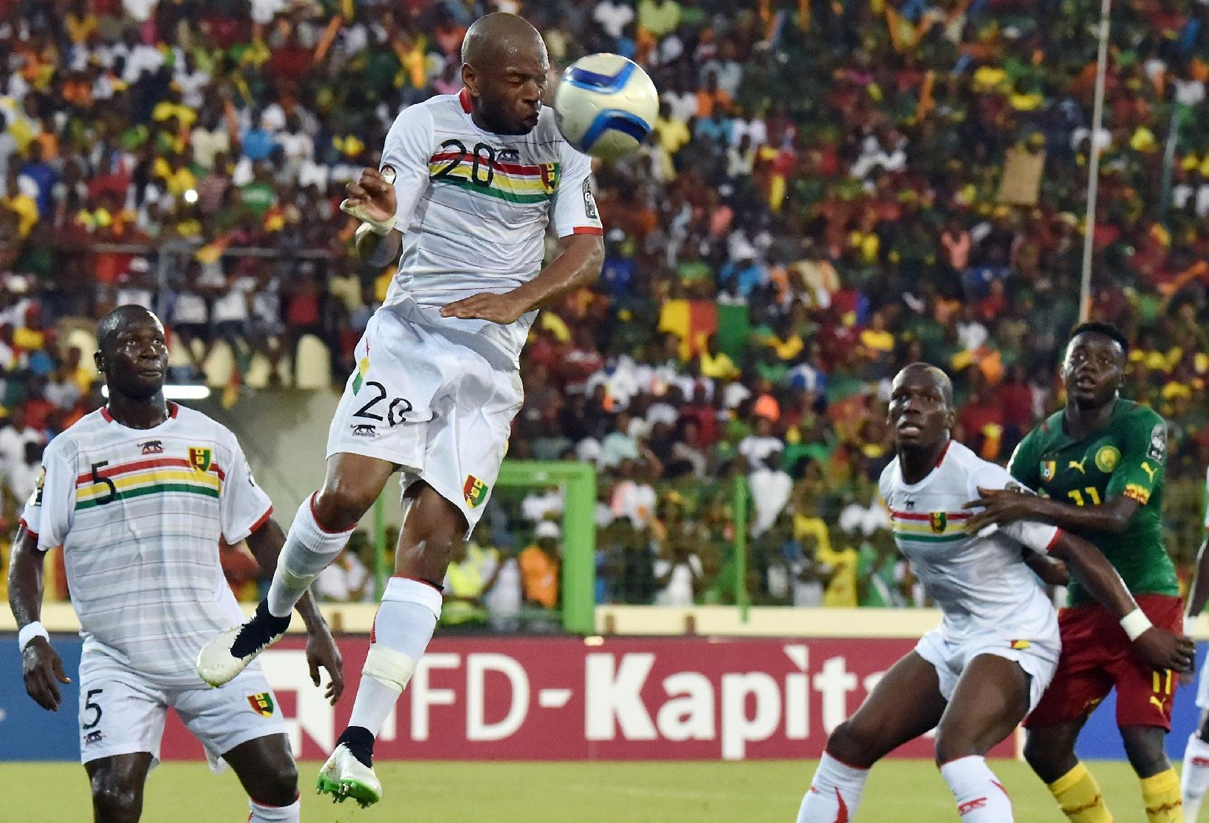 Yet another draw as Cameroon, Guinea end level