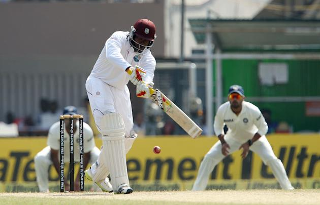 India v West Indies 1st Test D3