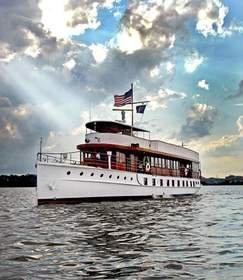 Embark on an Exclusive Historical Journey Like No Other With The Ritz-Carlton, Washington, D.C., The Ritz-Carlton Georgetown, Washington, D.C. and the U.S.S. Sequoia Presidential Yacht