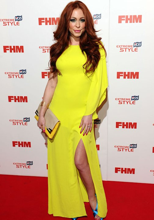 FHM Sexiest Women Awards: Natasha Hamilton