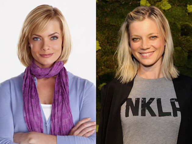Jamie Pressly and Amy Smart …