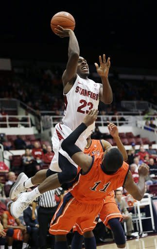 Stanford defeats Cal State Fullerton 81-68