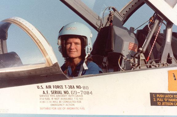 Astronaut Sally Ride's Personal Items, Papers Acquired by Smithsonian