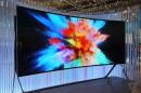 Samsung's bendable TV is more impressive flat than curved