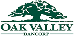 Oak Valley Bancorp Reports 2nd Quarter Results