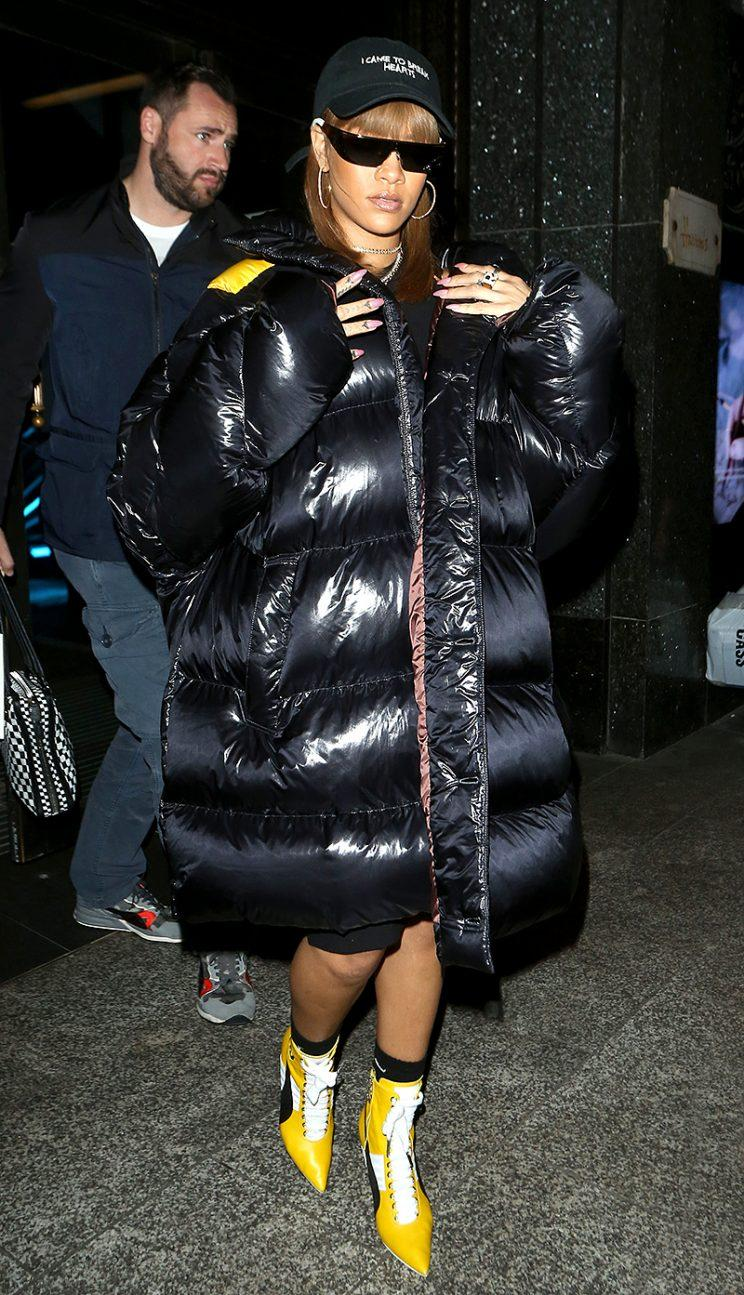 Seeking Warmth and Fashion Inspiration? Try the Oversized Puffer