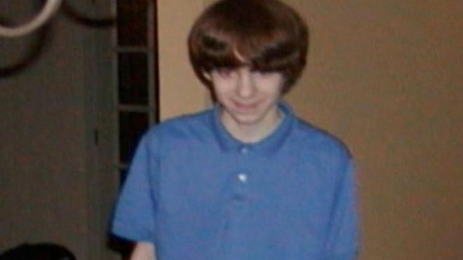 This 2005 photo provided by neighbor Barbara Frey shows Adam Lanza when he was in middle school.