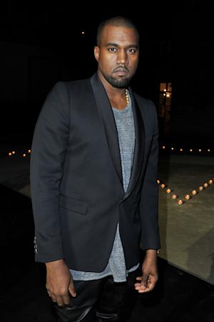 Kanye West: 'I'm the Number One Living and Breathing Rock Star'
