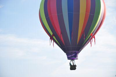 Want to fly a drone for work? Go get a hot air balloon license