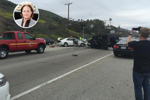 Bruce Jenner Hit With Wrongful Death Lawsuit Over Fatal Malibu Crash