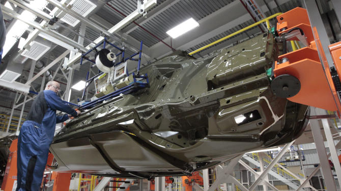 Orders for US durable goods up 0.7 percent in June