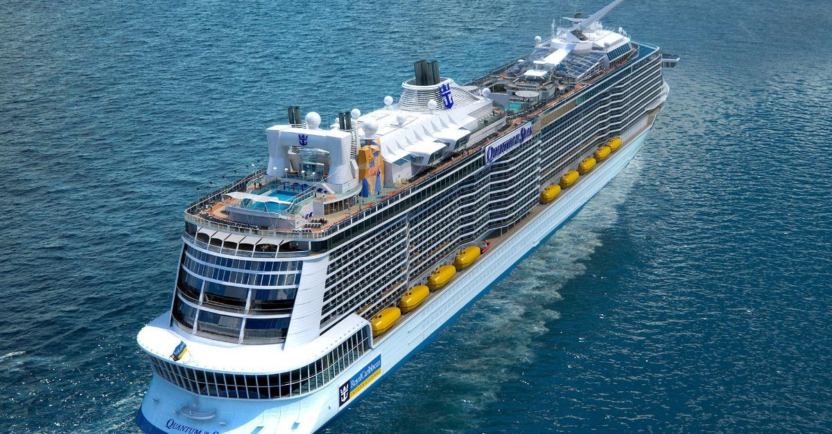 30 Pictures of the Biggest, Baddest Cruise Ship