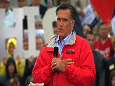 Romney honors Libyan attack victims