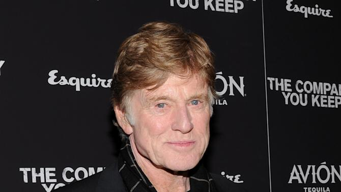 Robert Redford to produce unscripted CNN series