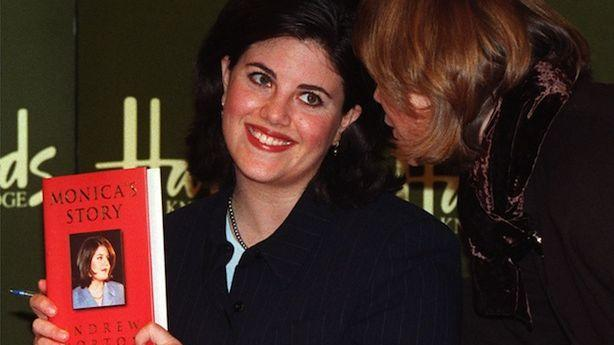 Monica Lewinsky Needs a Publisher; 'No Easy Day' Topples 'Fifty Shades'