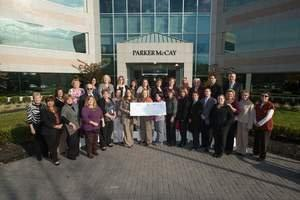 Parker McCay Family Contributes $17,040 to Help in Hurricane Sandy Relief Effort