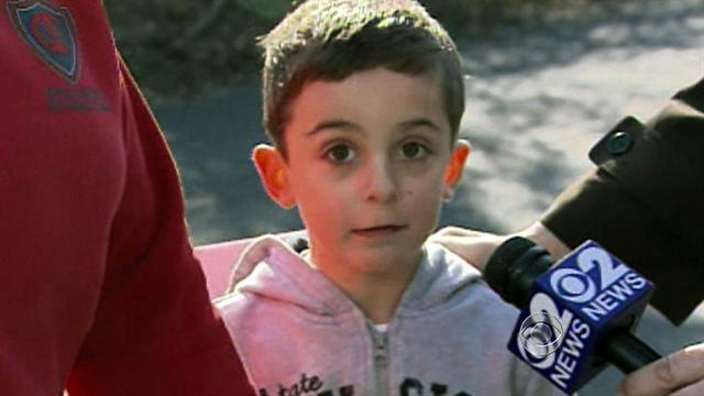 Young survivors recount Newtown school shooting