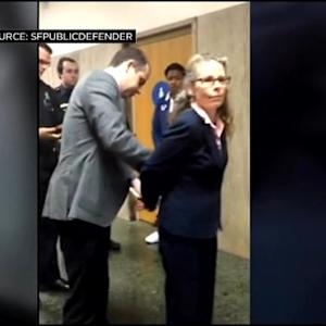 Viral Video Of SF Public Defender's Courthouse Arrest Prompts Criticism Of SFPD