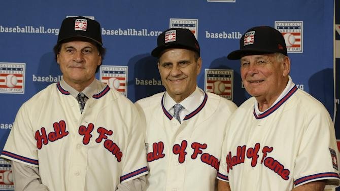 Torre, La Russa, Cox elected to baseball Hall