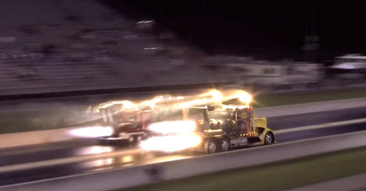 You've Never Seen A Drag Race Quite Like This