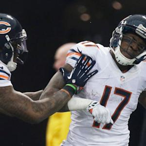 'Tools for Victory': Chicago Bears wide receiver Alshon Jeffery