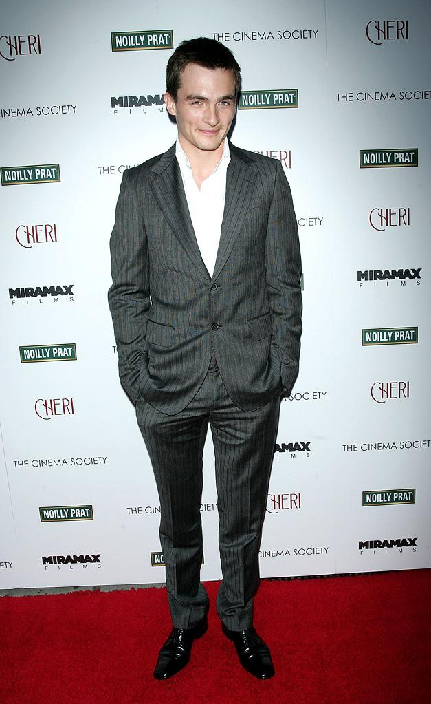 Cheri NY Screening 2009 Rupert Friend