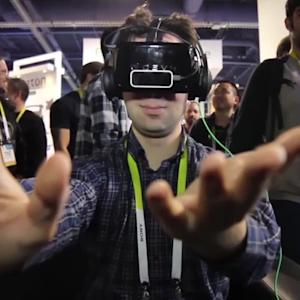 CES 2015: RAZER'S OPEN-SOURCE VIRTUAL REALITY PLATFORM IS HACKER FRIENDLY