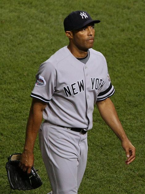 Mariano Rivera to Get a Football Save?
