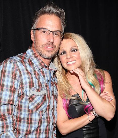 Britney Spears Returns $90,000 Engagement Ring to Jason Trawick After Couple Splits