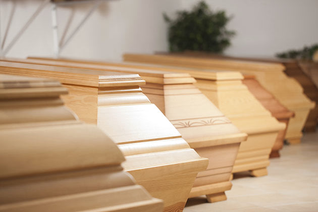 File photo of funeral home (Thinkstock)