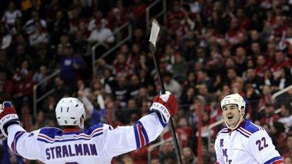 Ovechkin penalties spur Rangers' 4-1 win over Caps