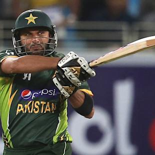 Afridi stars in Pakistan's T20 win